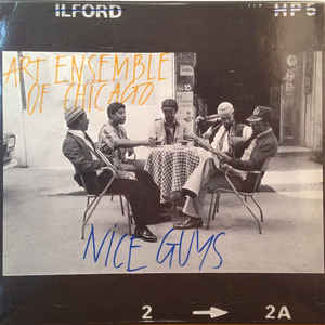 ART ENSEMBLE OF CHICAGO - Nice Guys - Maxi 45T