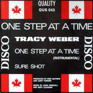 Tracy Weber One Step At A Time
