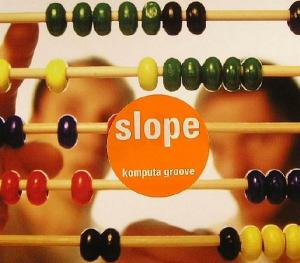 SLOPE ‎ - Komputa Groove - CD