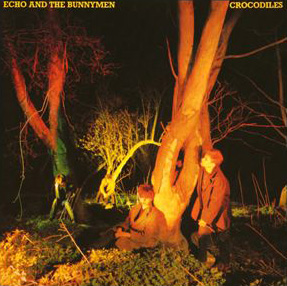 ECHO AND THE BUNNYMEN - Crocodiles - LP