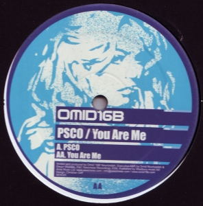 OMID16B - PSCO / You Are Me - 12 inch 45 rpm
