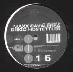 MAXX CAVALERRA - At The Front - 12 inch 45 rpm