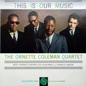 Ornette Coleman Quartet 30 Vinyl Records Amp Cds Found On
