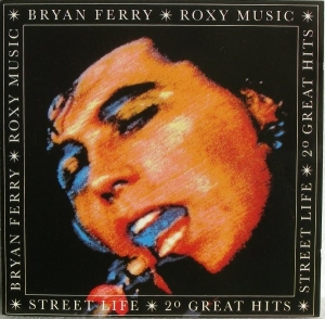 ROXY MUSIC BRYAN FERRY - Street Life - 20 Great Hits - LP