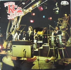 KC & THE SUNSHINE BAND - The Best Of KC And The Sunshine Band - 33T