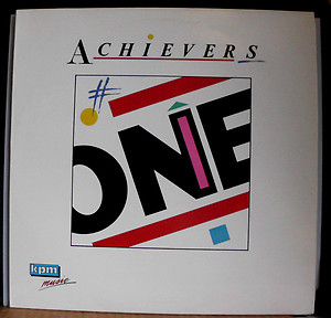 JOHN DEVEREAUX DAVID REILLY - Achievers - LP