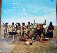 Leon Russell ‎ - Stop All That Jazz EP
