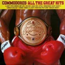 Commodores - All The Great Hits Album