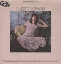 Carly Simon - Carly Simon CD