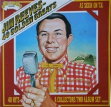Jim Reeves - 40 Golden Greats