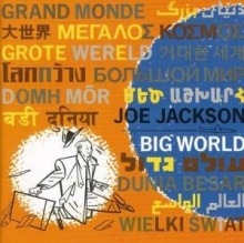 Joe Jackson - Big World Vinyl