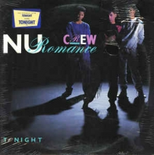 Nu Romance Crew - Tonight CD