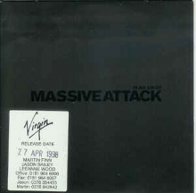 Massive Attack - Teardrop